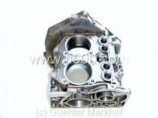 Motorblock, nur Kurbelgehäuse ohne Anbauteile , (650 ccm)