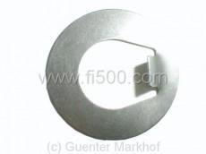 Sicherungsblech/Sicherungsscheibe Kurbelwellenmutter/Kettenrad