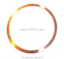 Zylinderfußdichtung aus Kupfer (650 ccm)