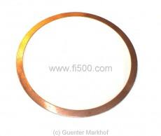 Zylinderfußdichtung aus Kupfer (600 ccm)
