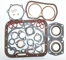 Motordichtsatz mit Simmerringen 650 ccm, polnische Qualität