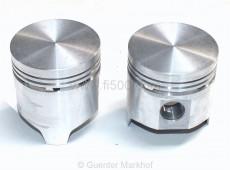 Kolben 650ccm (nominal 77,0 mm). Satz = 2 Stück