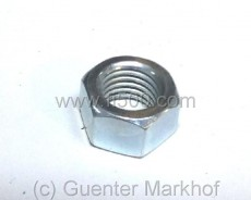 Nut M10 x 1,25 Spannersize 14mm
