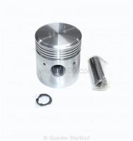 Kolben für 500ccm Motor,  67,4mm