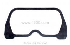 Ventildeckeldichtung aus schwarzem Gummi (500 D/F/L/R)