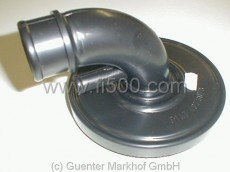 Luftfilterdeckel gebraucht, Kunststoff