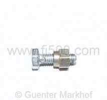 clamping screw for choke cable/carburator