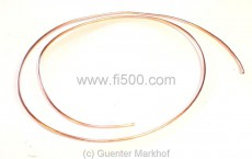 Copper-Tube, metere
