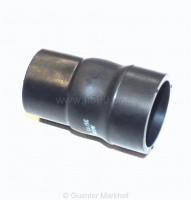 Gummimuffe Verbindungsrohr für 26 IMB, 34/38 x 75