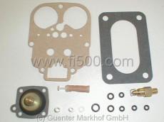 Vergaserdichtsatz mit Ventil 126 BIS (Weber 30 DGF)