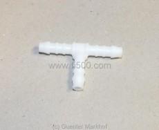 T-Stück für Benzinschlauch 6mm (für Rücklaufleitung)