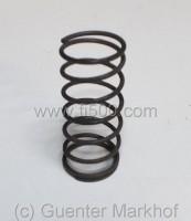 Feder für Membrane Benzinpumpe (passend zu Art. 124171, 124226, 124717)