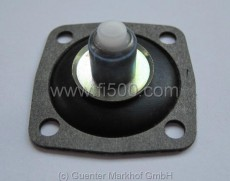 Membrane Beschleunigerpumpe Vergaser Weber 30 DGF (126 BIS, Panda 30)