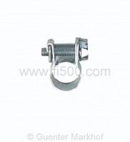 13-15mm Spannbacken-Schlauchschelle