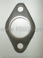 Auspuffdichtung mit Metallring, 126 BIS, 700 ccm