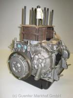 Neuer Motor 650ccm (aus Lagerrestbeständen, new old stock) ohne Zylinderkopf