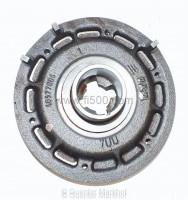 Keilriemenscheibe für Motoren mit vollelektronischer Zündanlage 126 EL / ELX