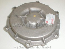 aluminum cover for V-belt pulley