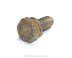 Screw M10 x 1,25 x 25mm orig. FIAT 80 for gearbox cross rail