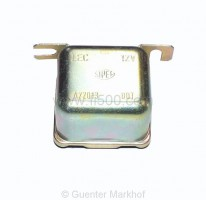 Warnblinkrelais orig. Sipea Metallausführung, aus Lagerrestbestand (NOS).