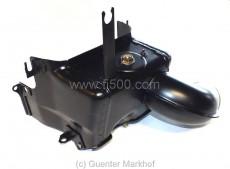 Thermostatgehäuse komplett Rundkopf, originales Fiat Ersatzteil