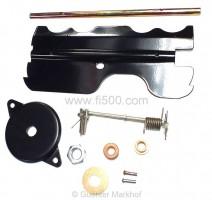 Reparaturkit / Überholkit Thermostatklappe Fiat 500 R / 126 Rundkopf