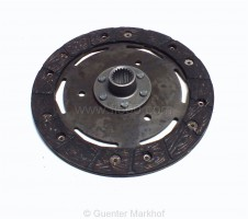 Clutch disk, made in Italy