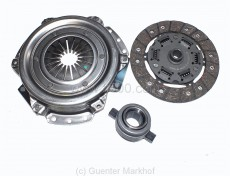 Set Clutch cpl., made in Italy
