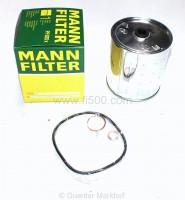 Ölfilter 206D / 306D, Mann-Filter