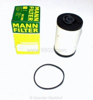 Diesel filter 206D / 306D, Mann Filter