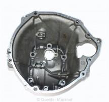 Getriebeglocke / Kupplungsglocke 126 BIS. Auch verwendbar für Fiat 500 Giardiniera, wenn ein Anlasser vom Fiat 126 montiert werden soll.
