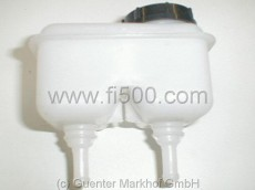 brake fluid container, two-way-system