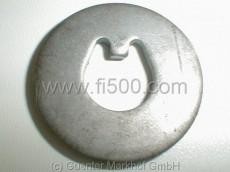lock wearing part between nur and wheel bearing
