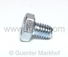 Schraube M6 x 8mm für Befestigung Radbremszylinder