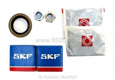 Kit bearings right or left side, best FAG or SKF quality (for one wheel)