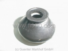 Manschette Spurstangenkopf, neuere Ausführung ohne gebördelten Metallkranz