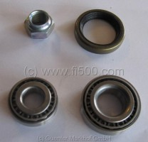 wheel bearing set in front (left side), polish quality (for one wheel)
