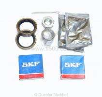 Kit bearings cpl., SKF quality, for one wheel
