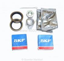 FAG / SKF - Radlagersatz hinten, komplett für eine Seite (ein Rad)