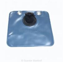 Beutel für Scheibenwaschanlage klein, blau