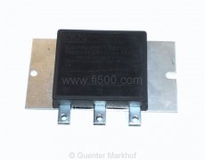 Regler für Gleichstrom-Lichtmaschine, elektronisch