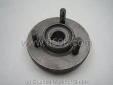 Adapter / Mitnehmer für Riemenscheibe auf Gleichstrom-Lichtmaschine (Riemenscheibenaufnahme)