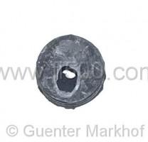 Gummidurchführung für 25mm Karosseriebohrung mit schräger Durchfühung (Hauptstromkabel, Tachowelle)