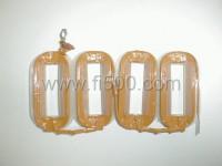 Erregerspulen (Feldwicklung) für Anlasser Fiat 500 + Fiat 126
