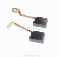Satz Kohlen = 2 Stück für Gleichstrom-Lichtmaschine, bessere Qualität