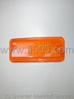 Blinkerglas vorn rechts, orange (126)