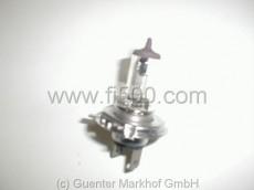 H4 Leuchtmittel mit 100/80 Watt 12V (höhere Leistung)