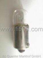 Leuchte für Armaturentafel (Tacho) 12 V / 3 Watt