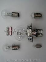 Lampenbox, Ersatzlampensatz für Fahrzeuge mit Bliux-Leuchten