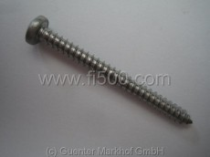Edelstahlschraube (V2A) für Rücklichtkappe lang, 45mm